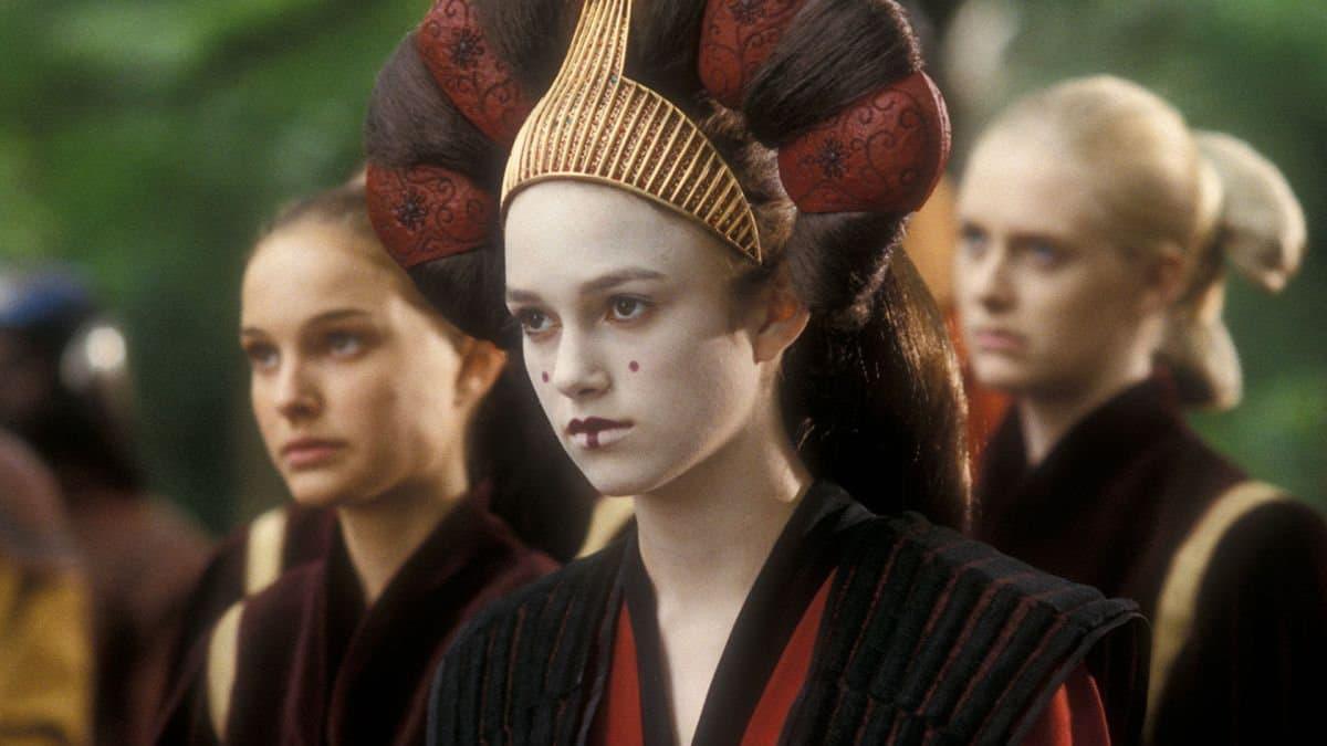 Star Wars : Keira Knightley ne se souvient pas de son personnage dans la prélogie - CinéSéries