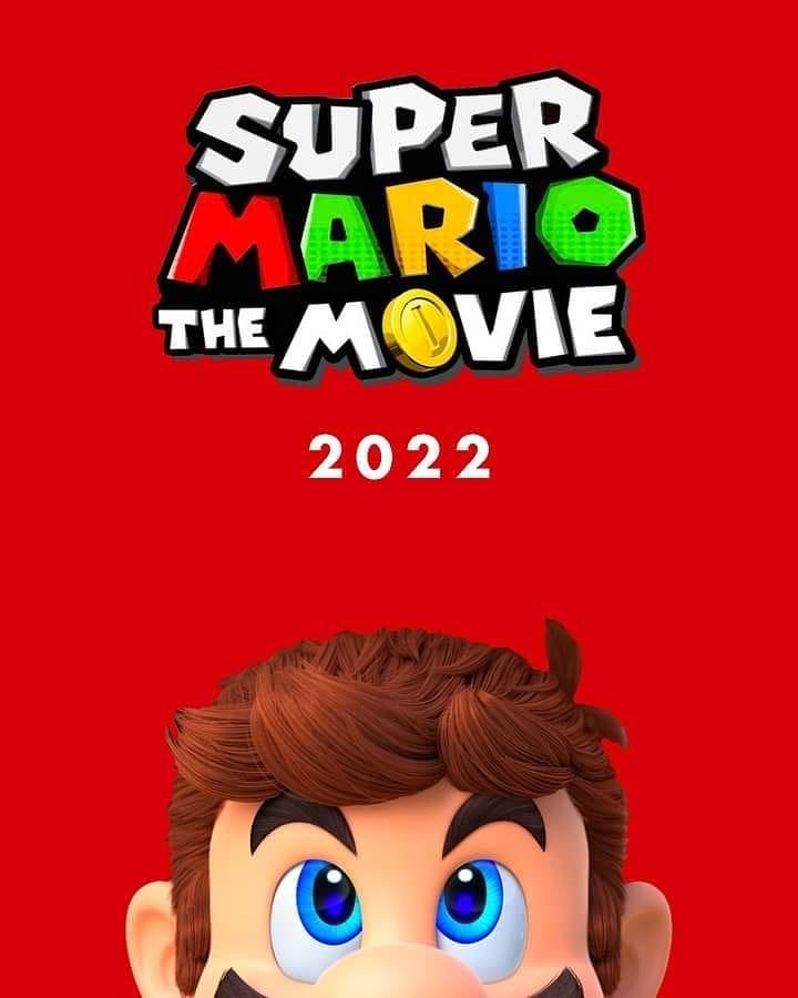Super Mario : le film se dévoile à travers sa première affiche