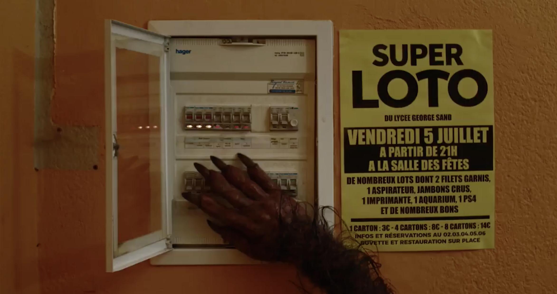 Teddy : le film de loup-garou français a son premier teaser