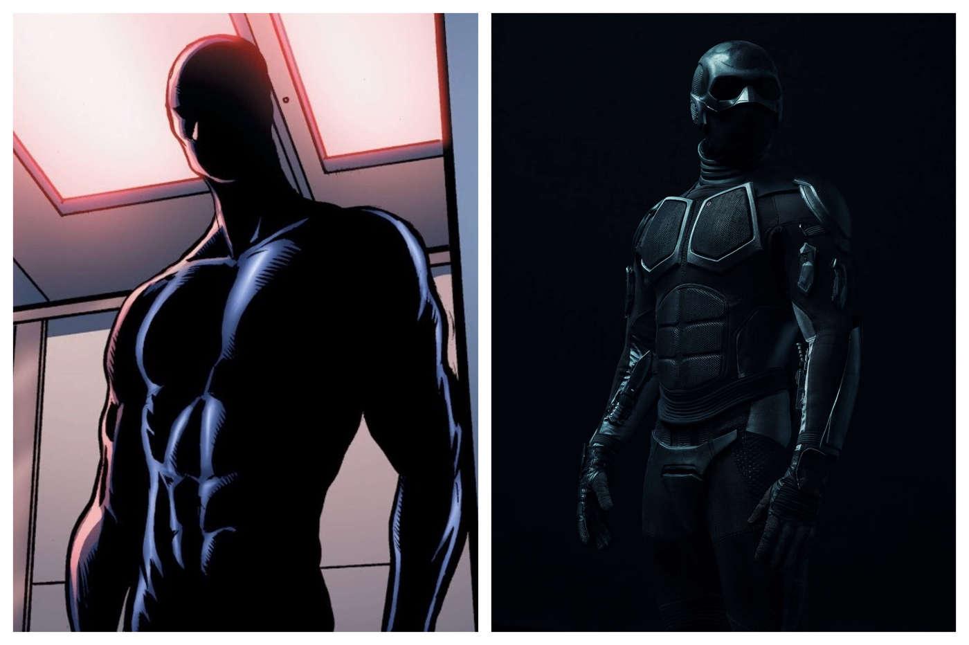 The Boys : pourquoi Black Noir ne parle pas et n'enlève jamais son masque ?