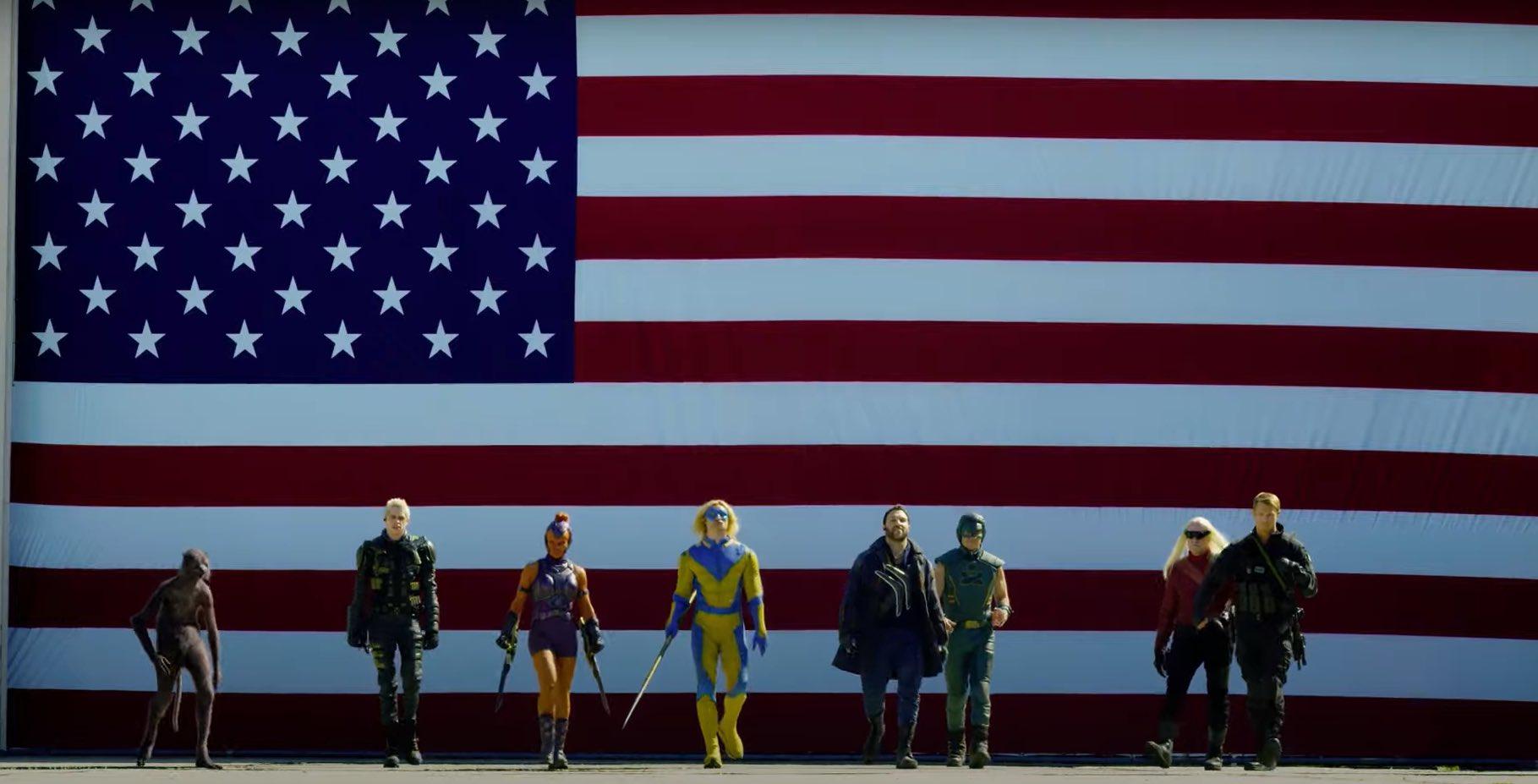 The Suicide Squad : Joel Kinnaman (Rick Flag) confirme avoir tourné un film Rated R
