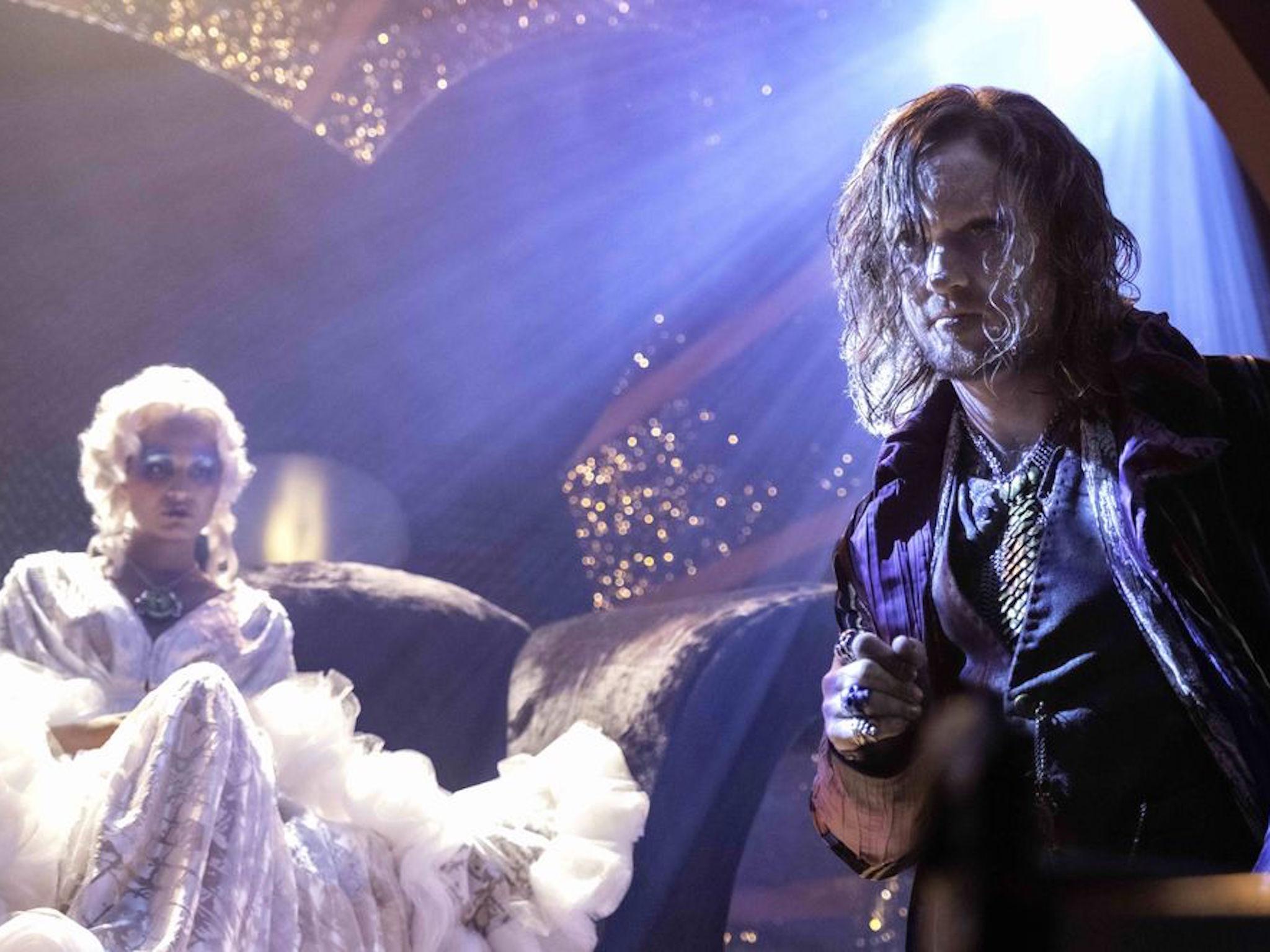 Tom Felton (Harry Potter) est méconaissable dans les images de son nouveau film