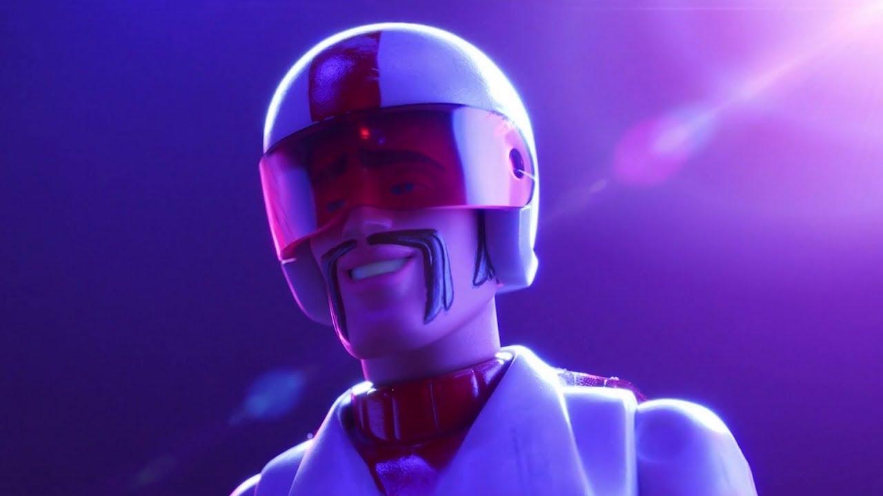 Toy Story 4 : Disney est poursuivi en justice à cause du personnage de Duke Caboom