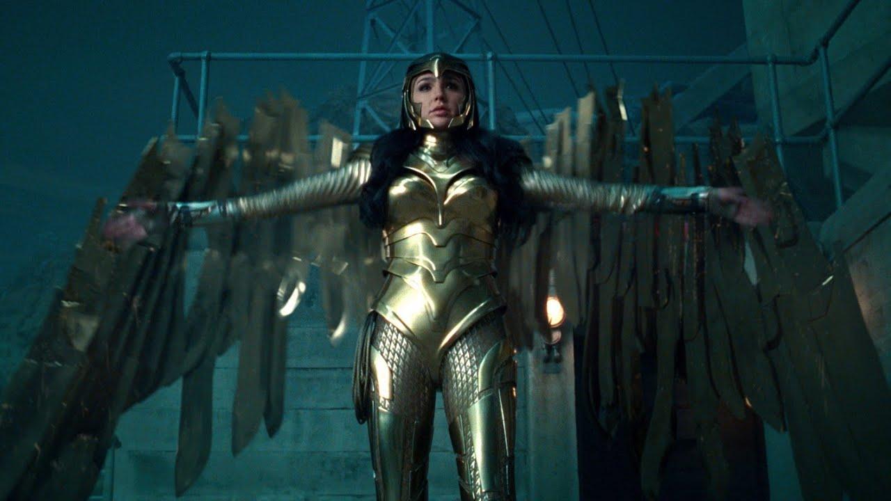 Wonder Woman 1984 sera un (très) long film