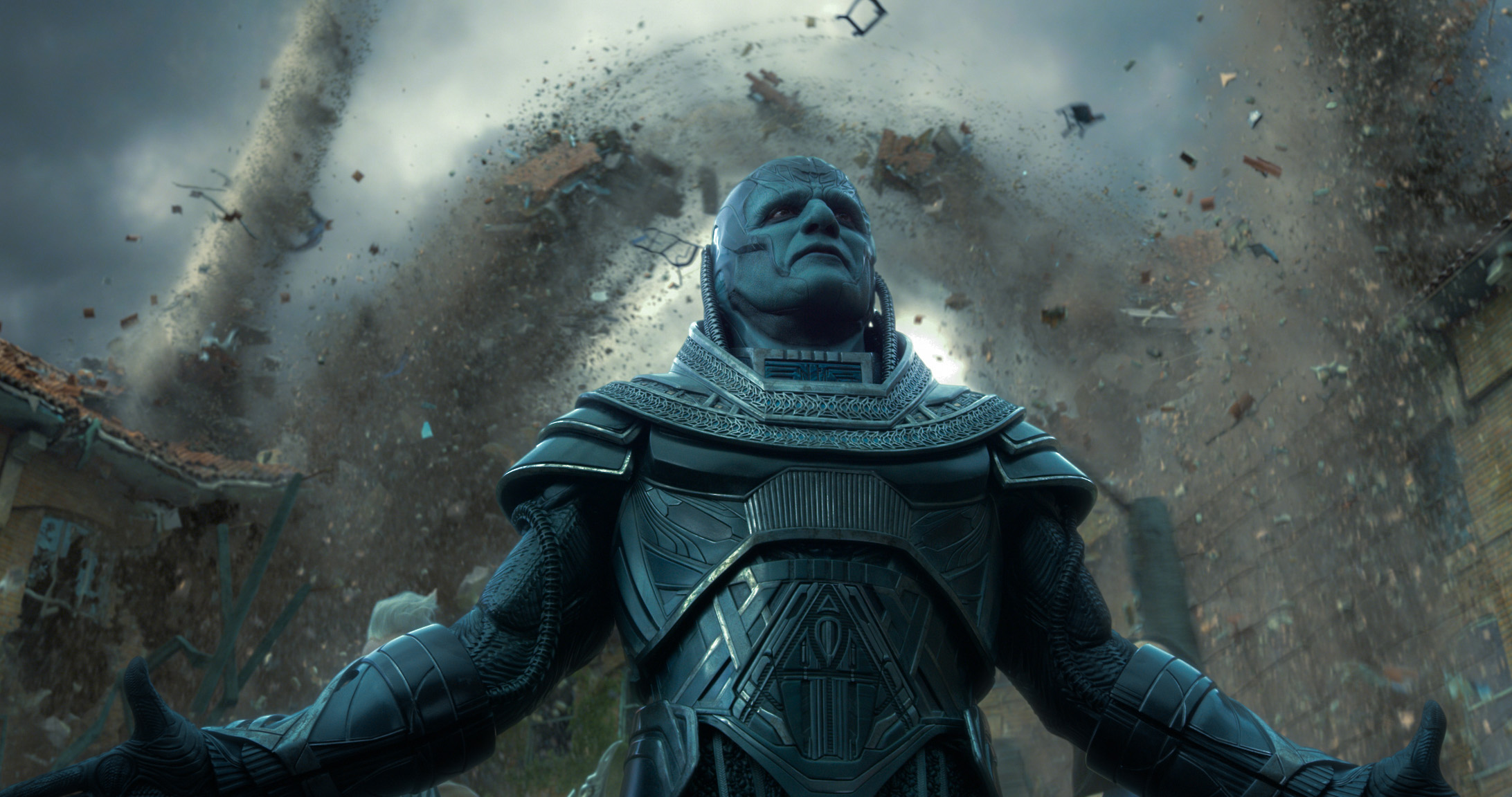 X-Men Apocalypse sur TMC : trois micros utilisés rien que pour Oscar Isaac
