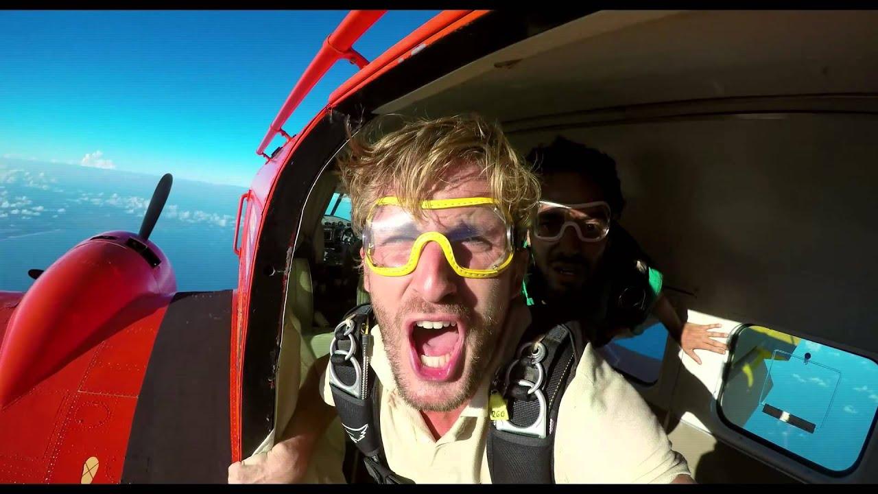 Babysitting 2 saut en parachute