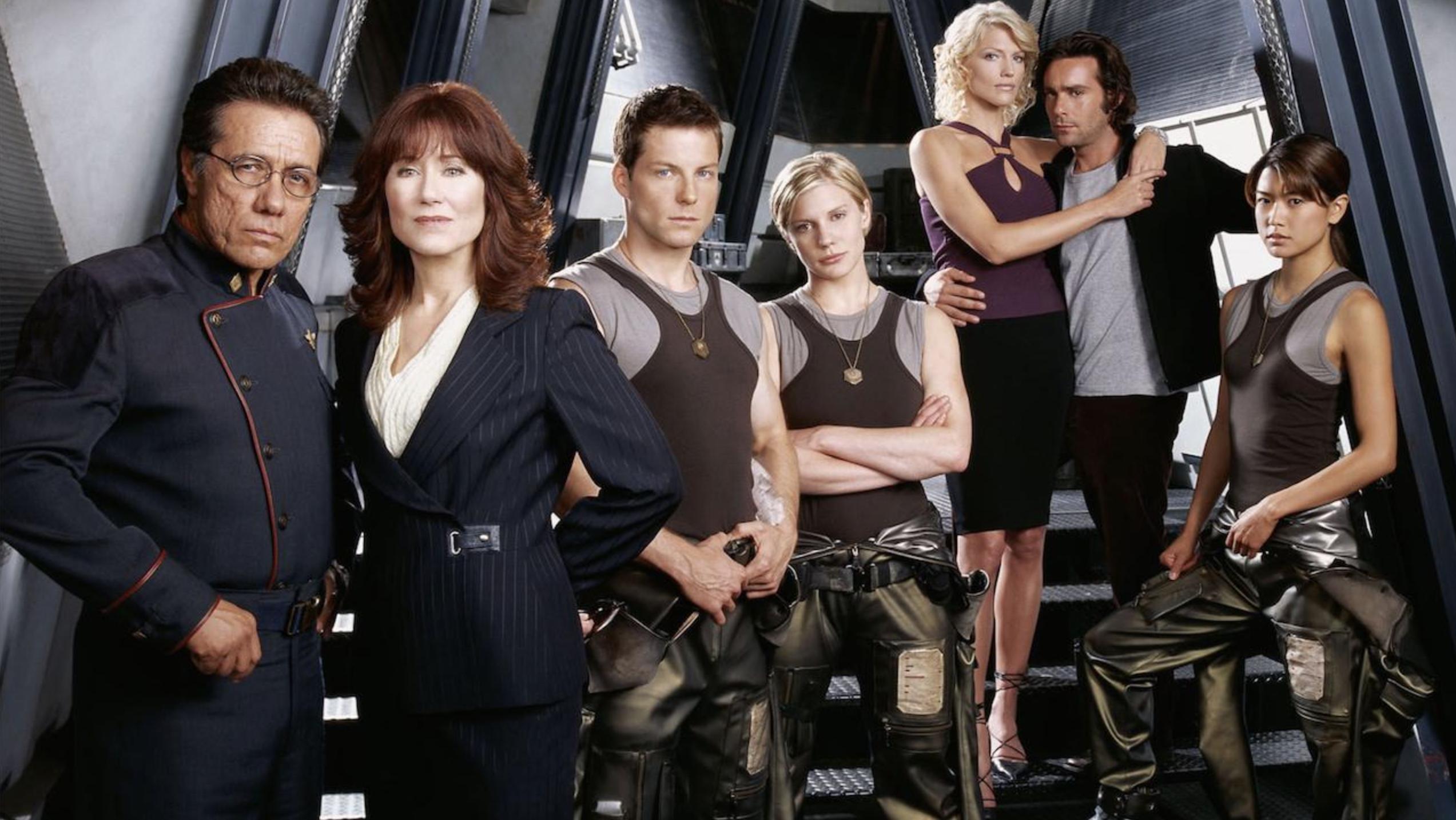 Battlestar Galactica : un reboot au cinéma est en préparation - CinéSéries