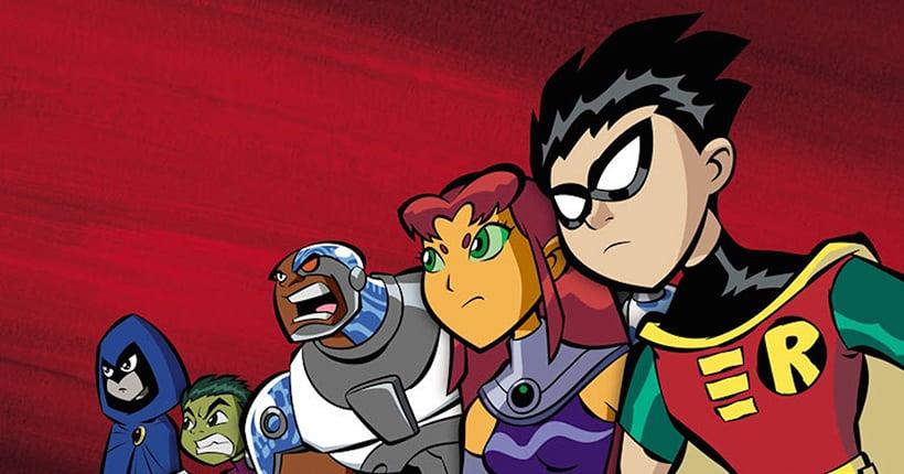 Teen Titans Batwheels