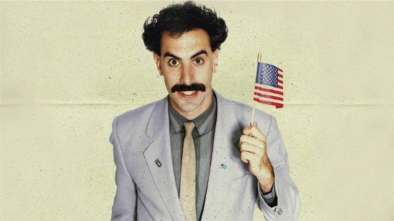 Borat 2 : Amazon dévoile une première bande-annonce hilarante