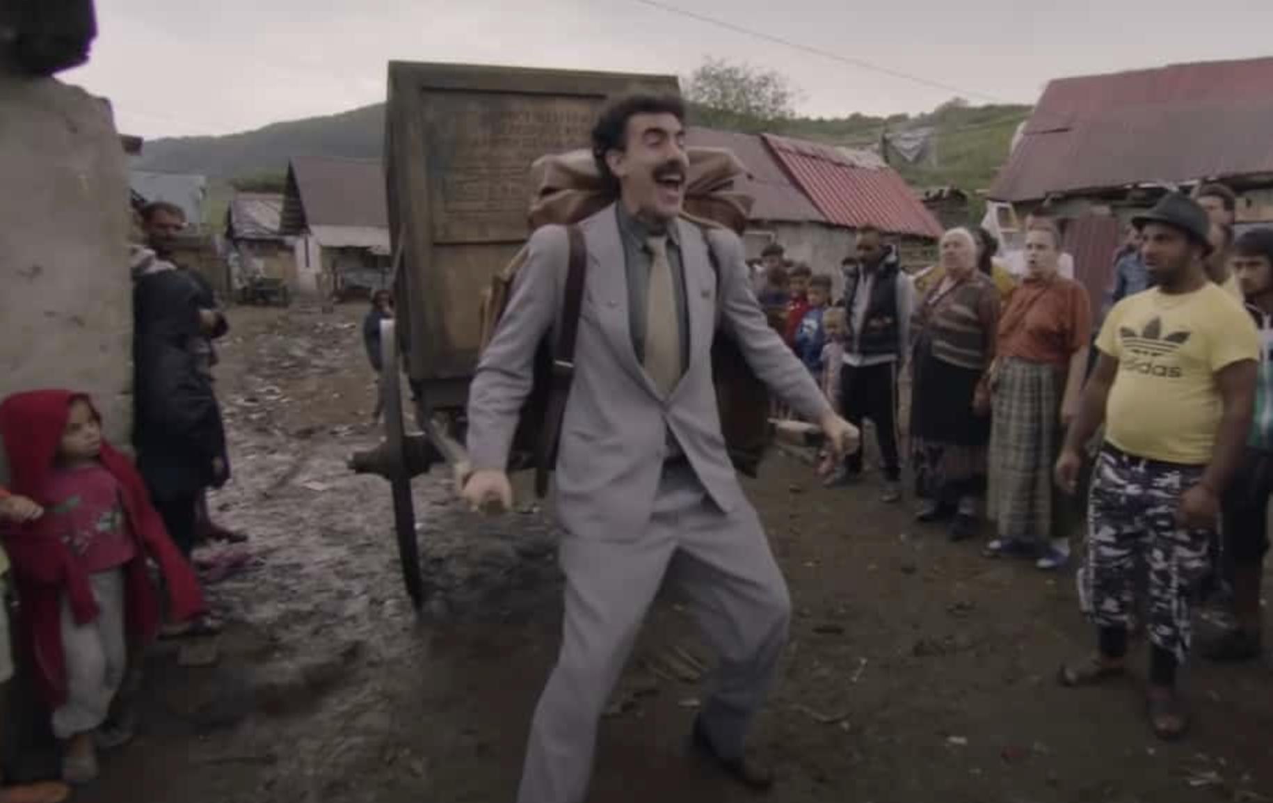 Borat 2 : Sacha Baron Cohen humilie l'Amérique de Donald Trump