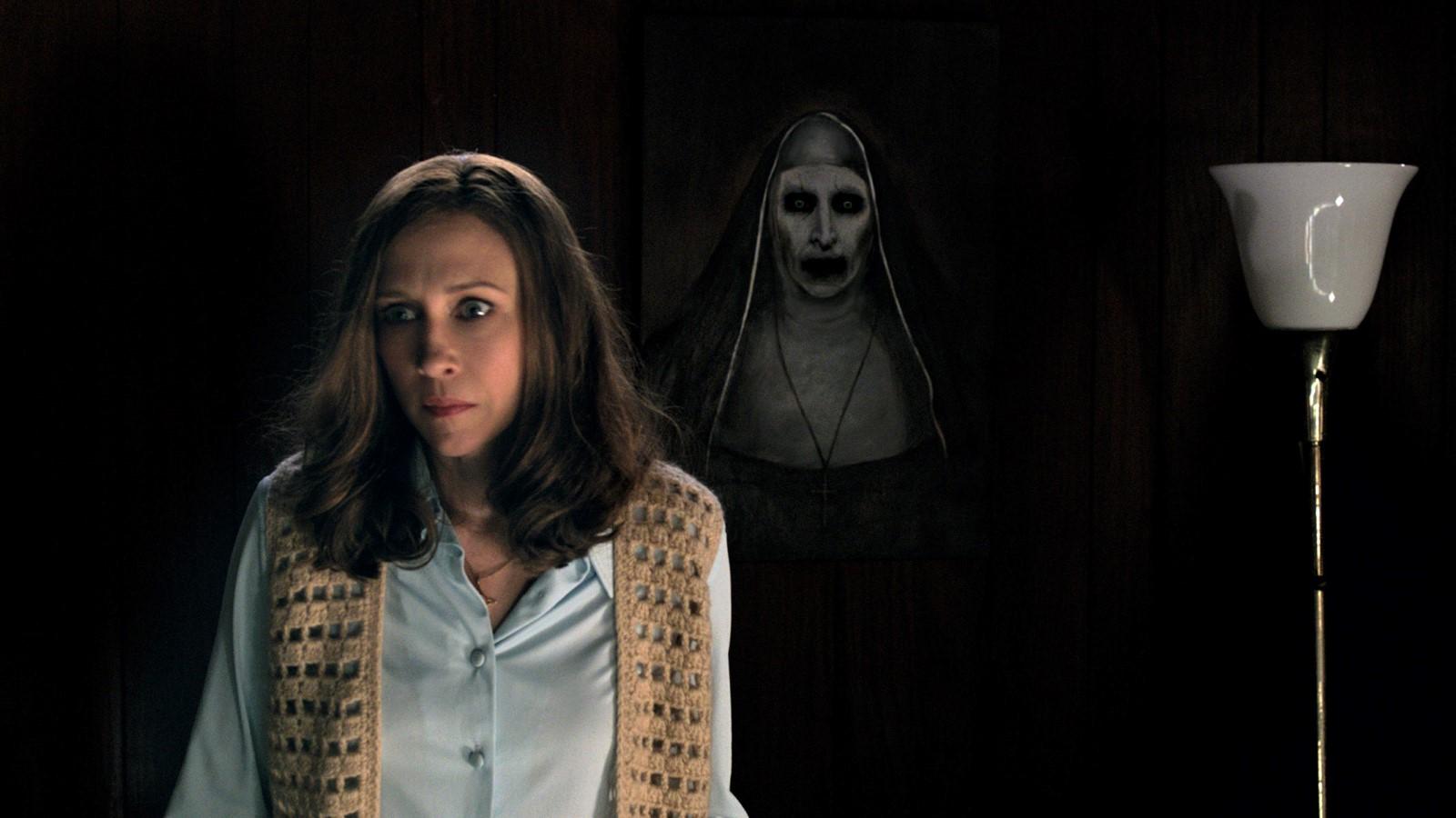 Conjuring 2 : James Wan dévoile à quoi aurait dû ressembler le démon du film - CinéSéries