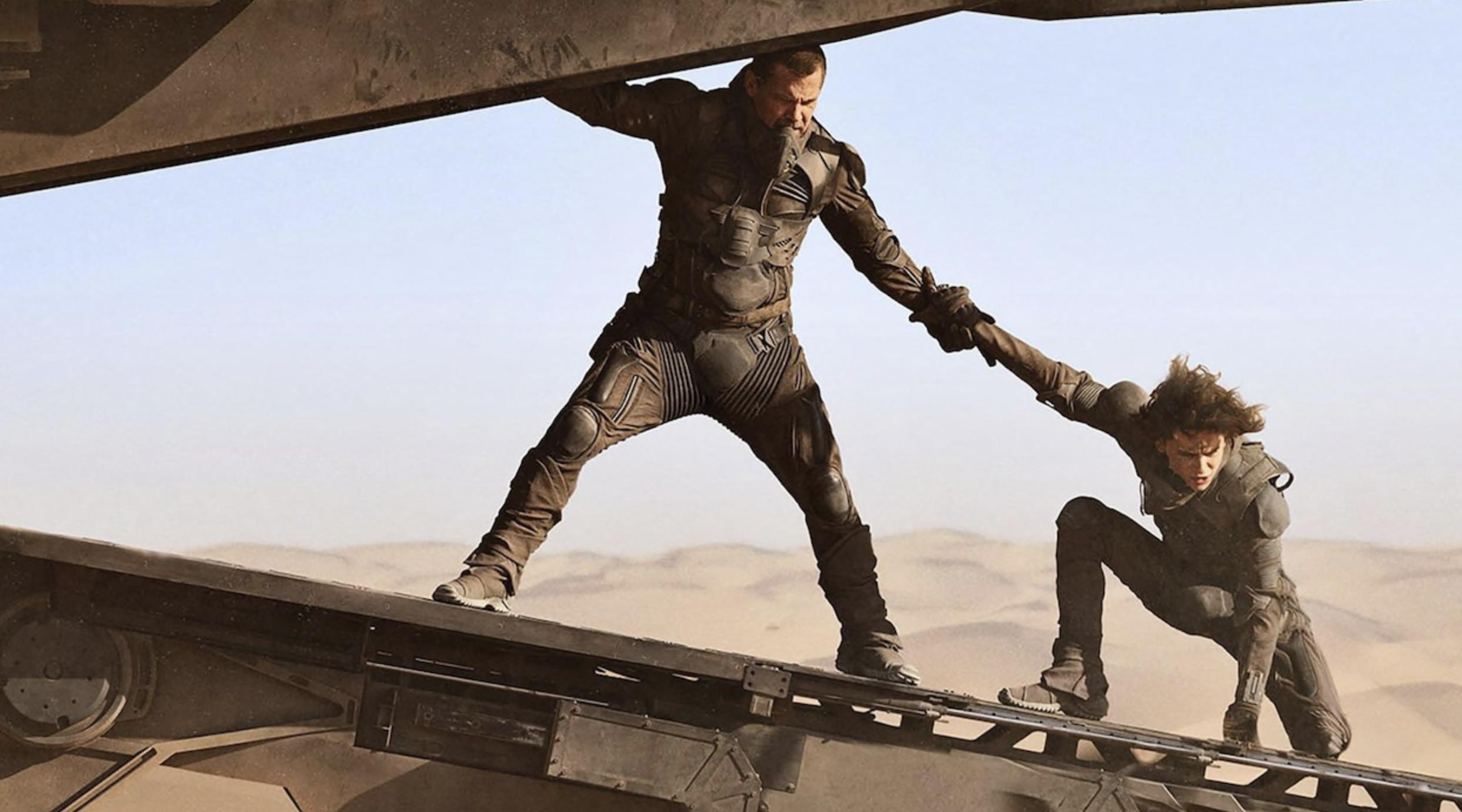 Dune : le film de Denis Villeneuve ne sortira pas cette année