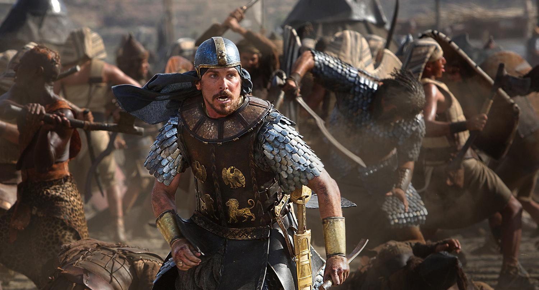 Exodus : Gods and Kings sur Prime Vidéo : le film a été censuré dans plusieurs pays