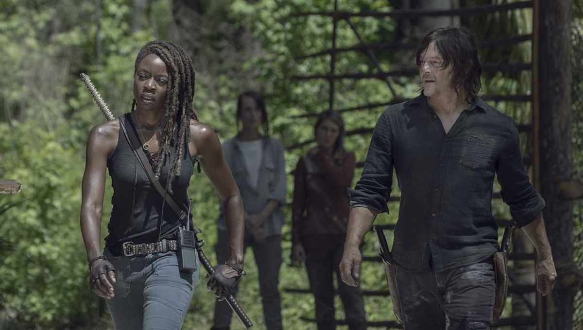 Invincible The Walking Dead
