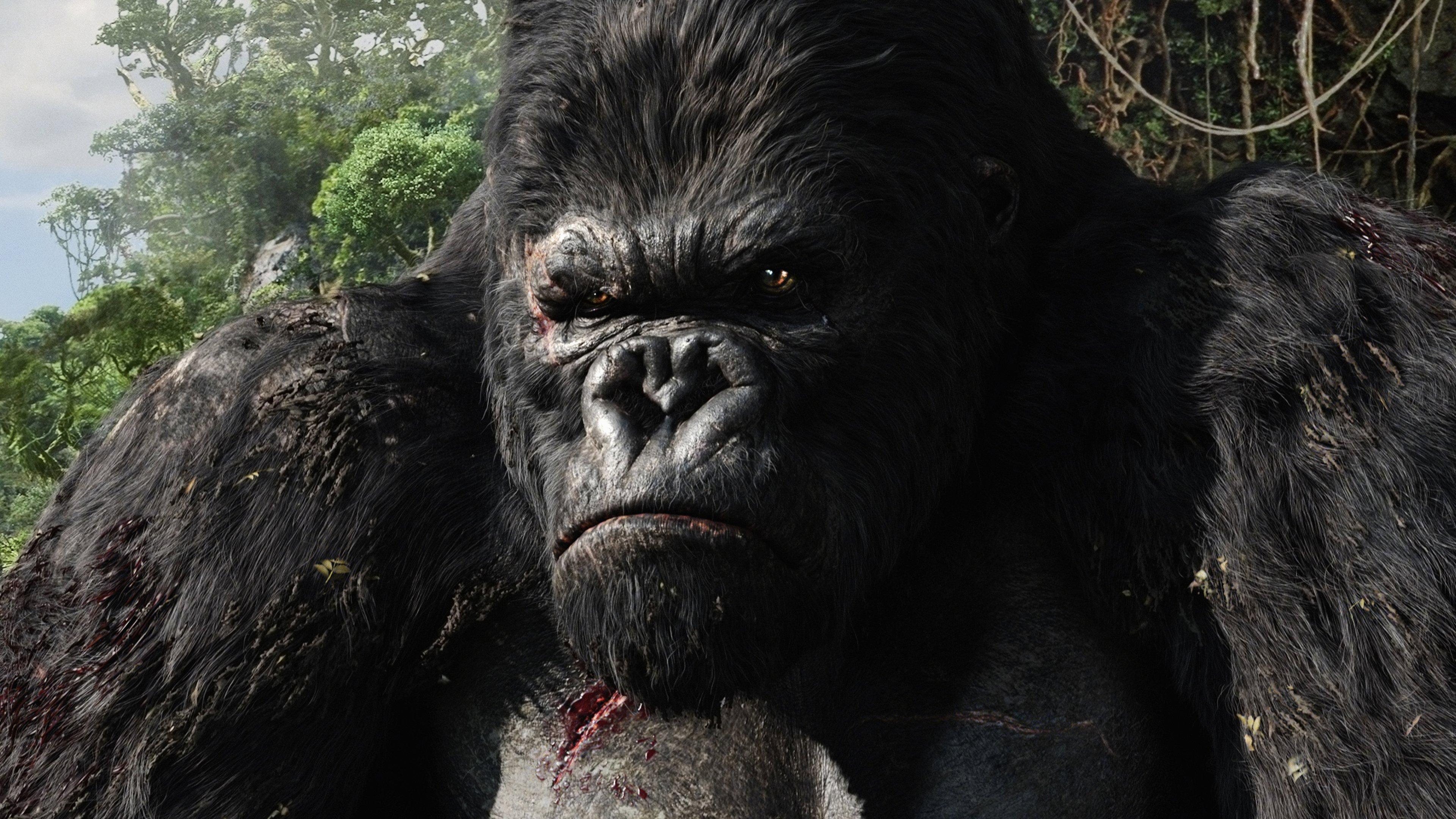 King Kong Serkis