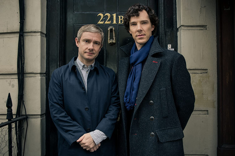 Le Hobbit Sherlock