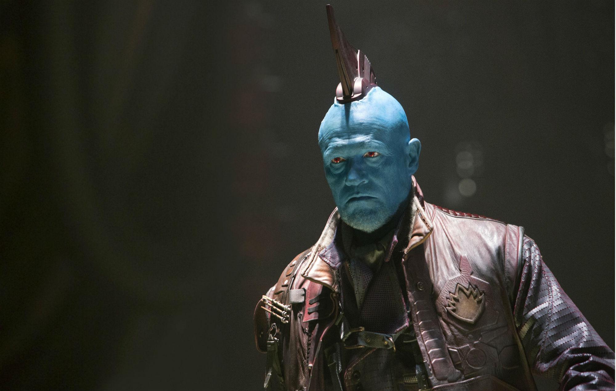 Les Gardiens de la Galaxie : Yondu ne reviendra pas selon Michael Rooker