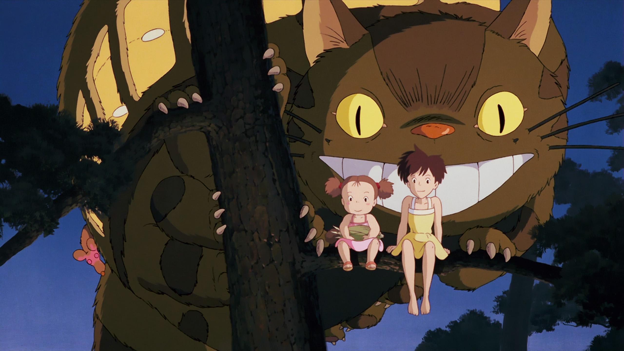 Mon voisin Totoro Chat-bus