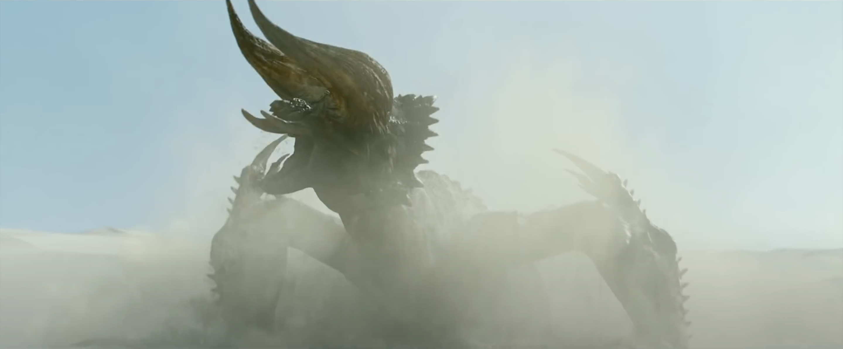 Monster Hunter : Milla Jovovich face à un gros monstre dans le premier teaser