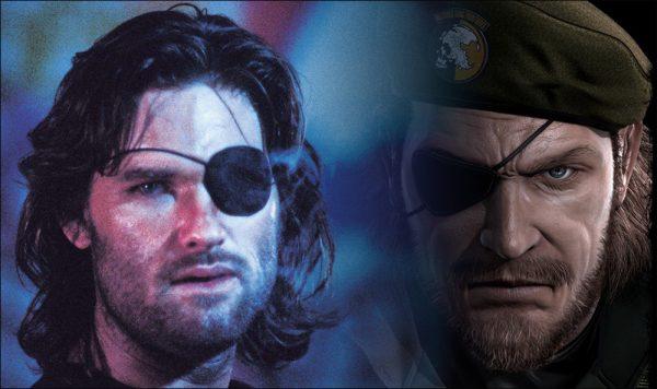 New York 1997 vs Metal Gear