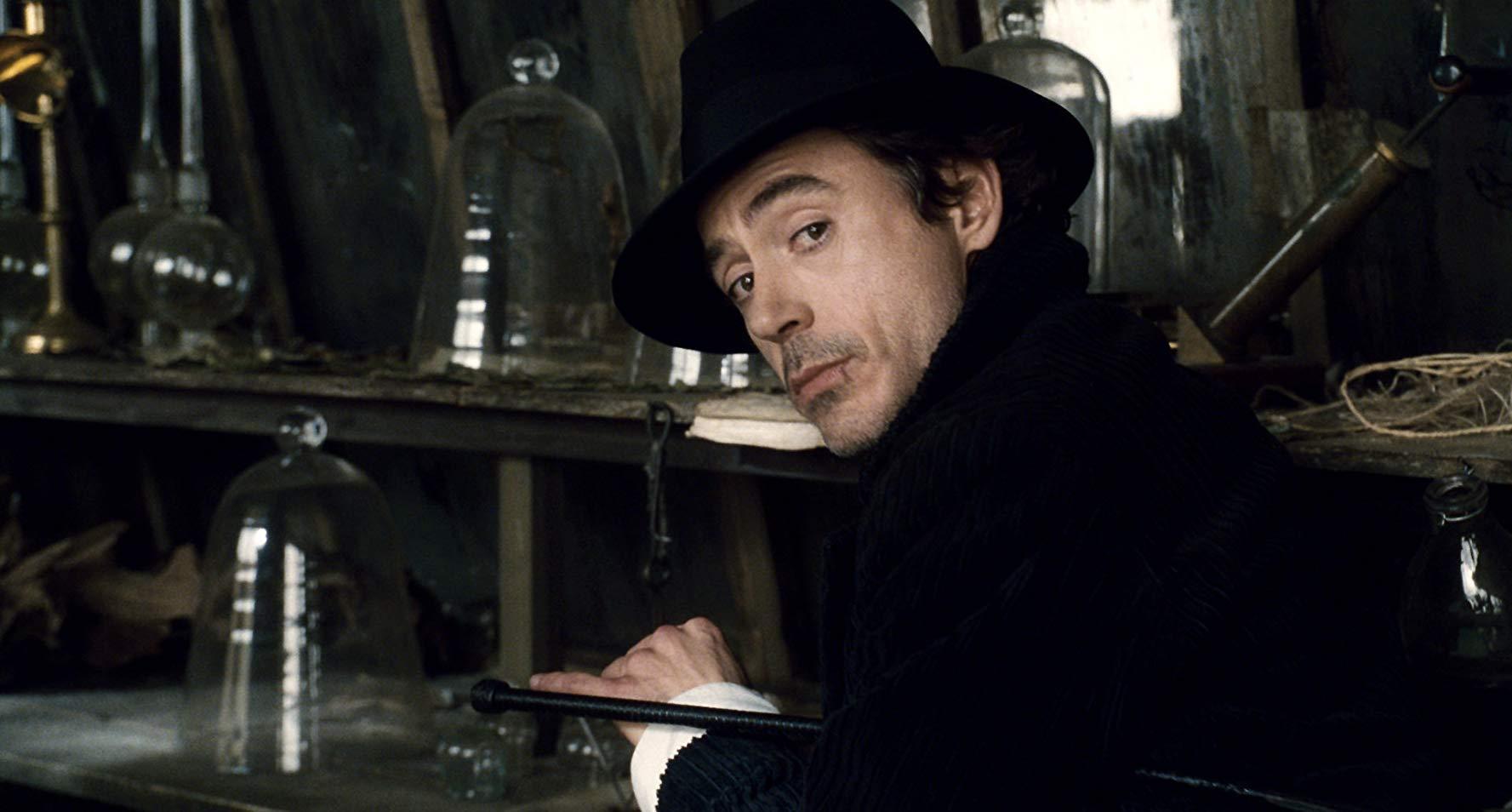 Sherlock Holmes : Robert Downey Jr veut un univers étendu