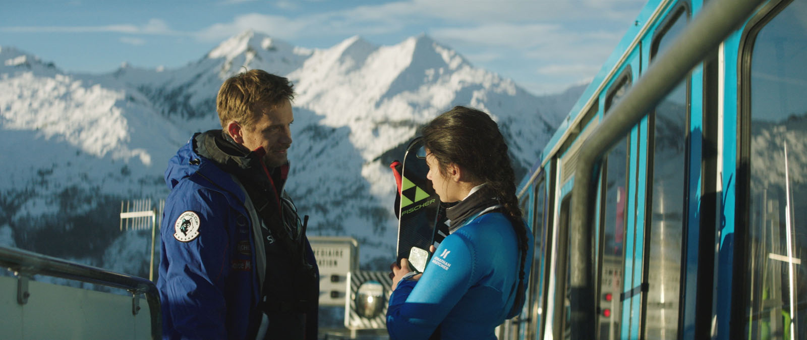 Critique / avis film Slalom : un film dans l'air du temps