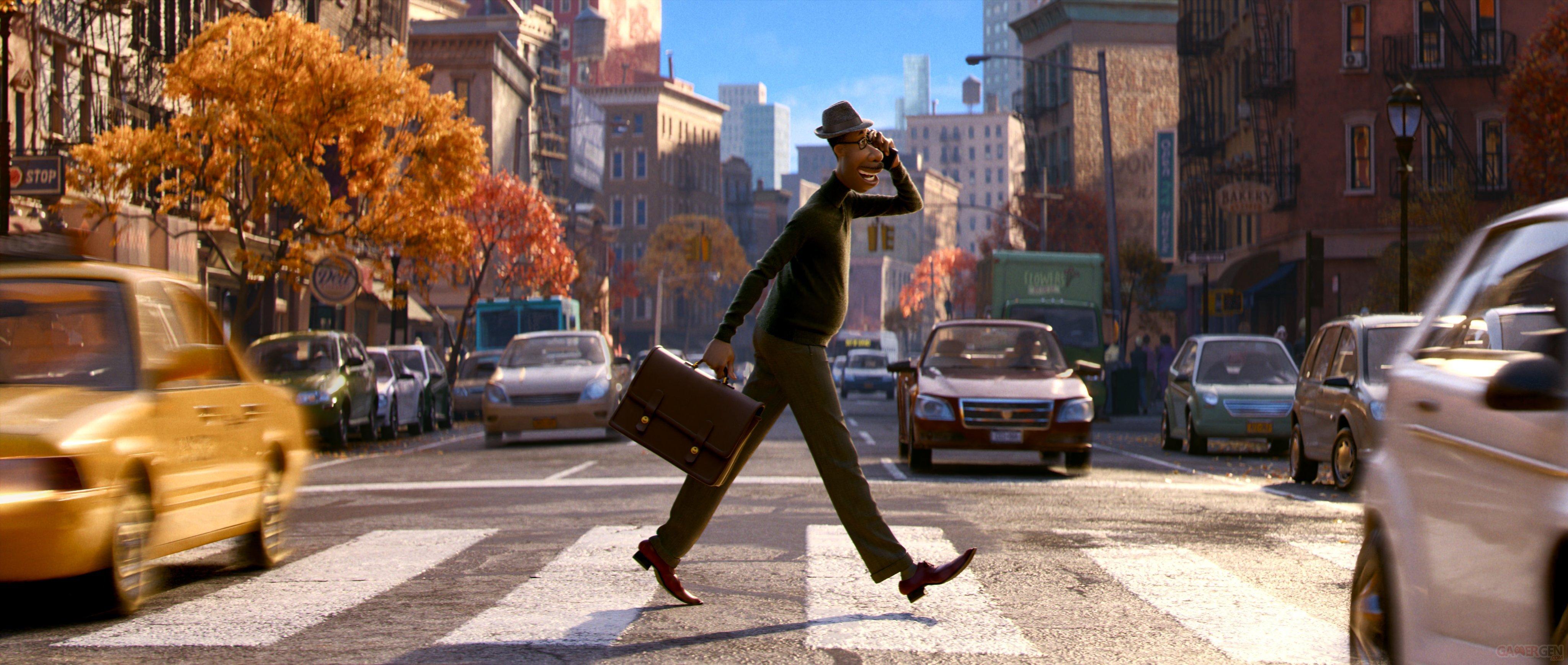 Soul : le prochain Pixar se dévoile dans une superbe nouvelle bande-annonce