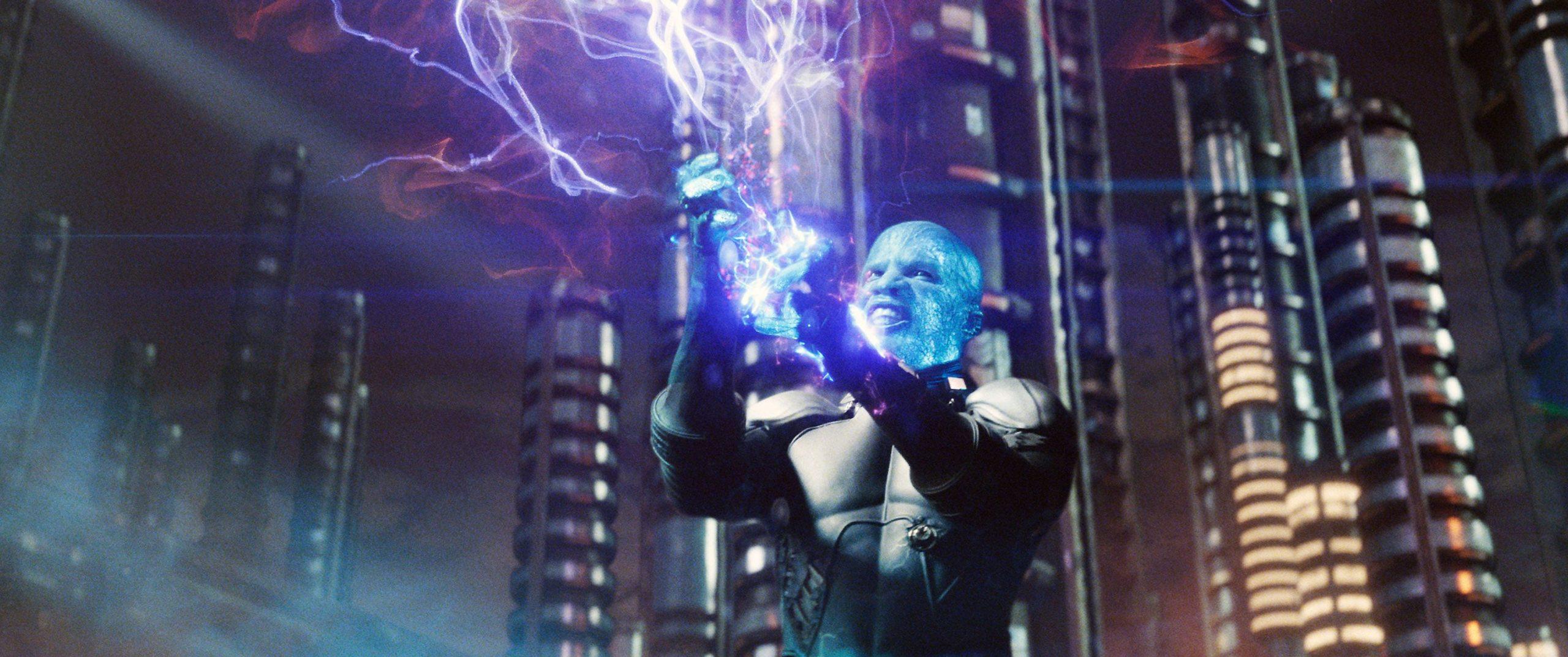 Spider-Man 3 : Jamie Foxx de retour en Electro