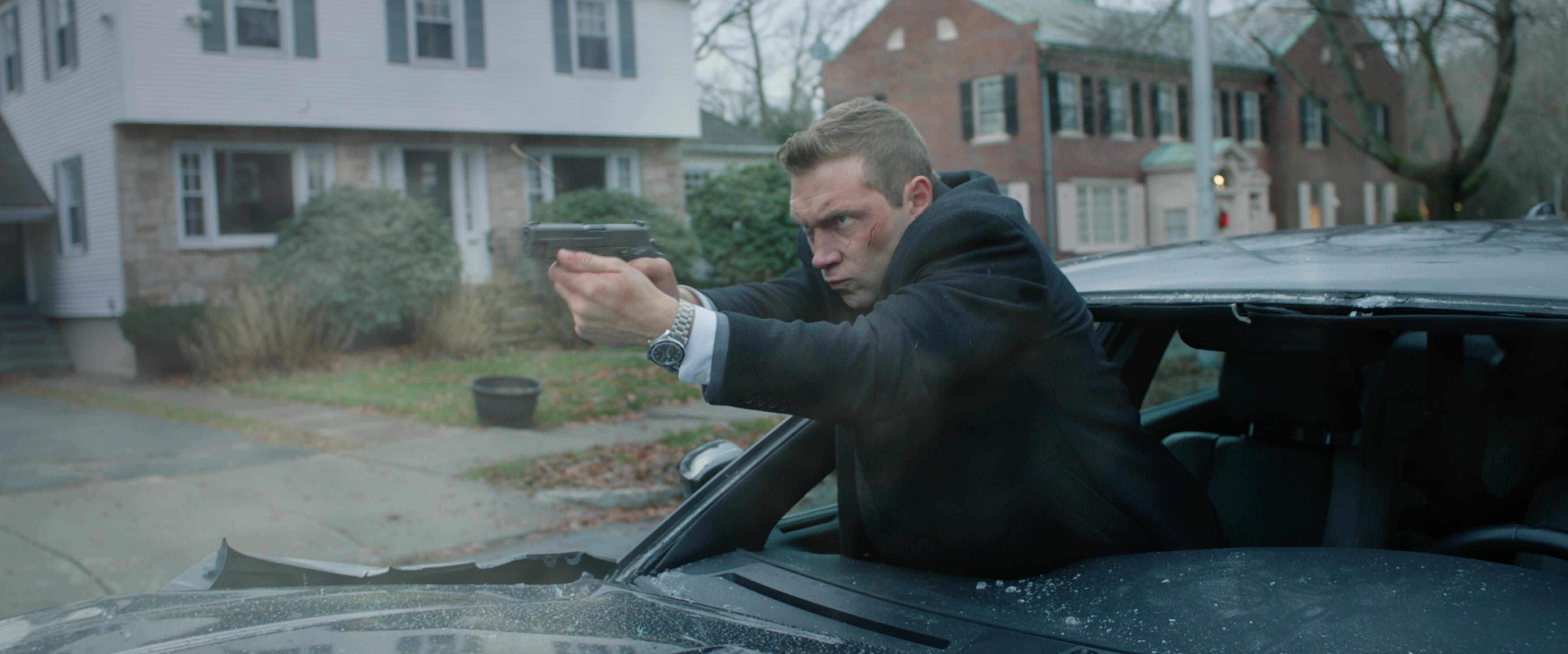 Critique / Avis film The Good Criminal : Liam Neeson en pilote automatique