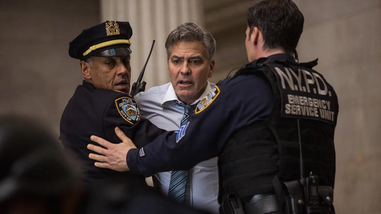 "George Clooney dans ""Money Monster"""