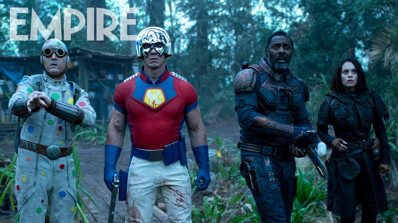 The Suicide Squad : découvrez les premières images officielles de la nouvelle équipe