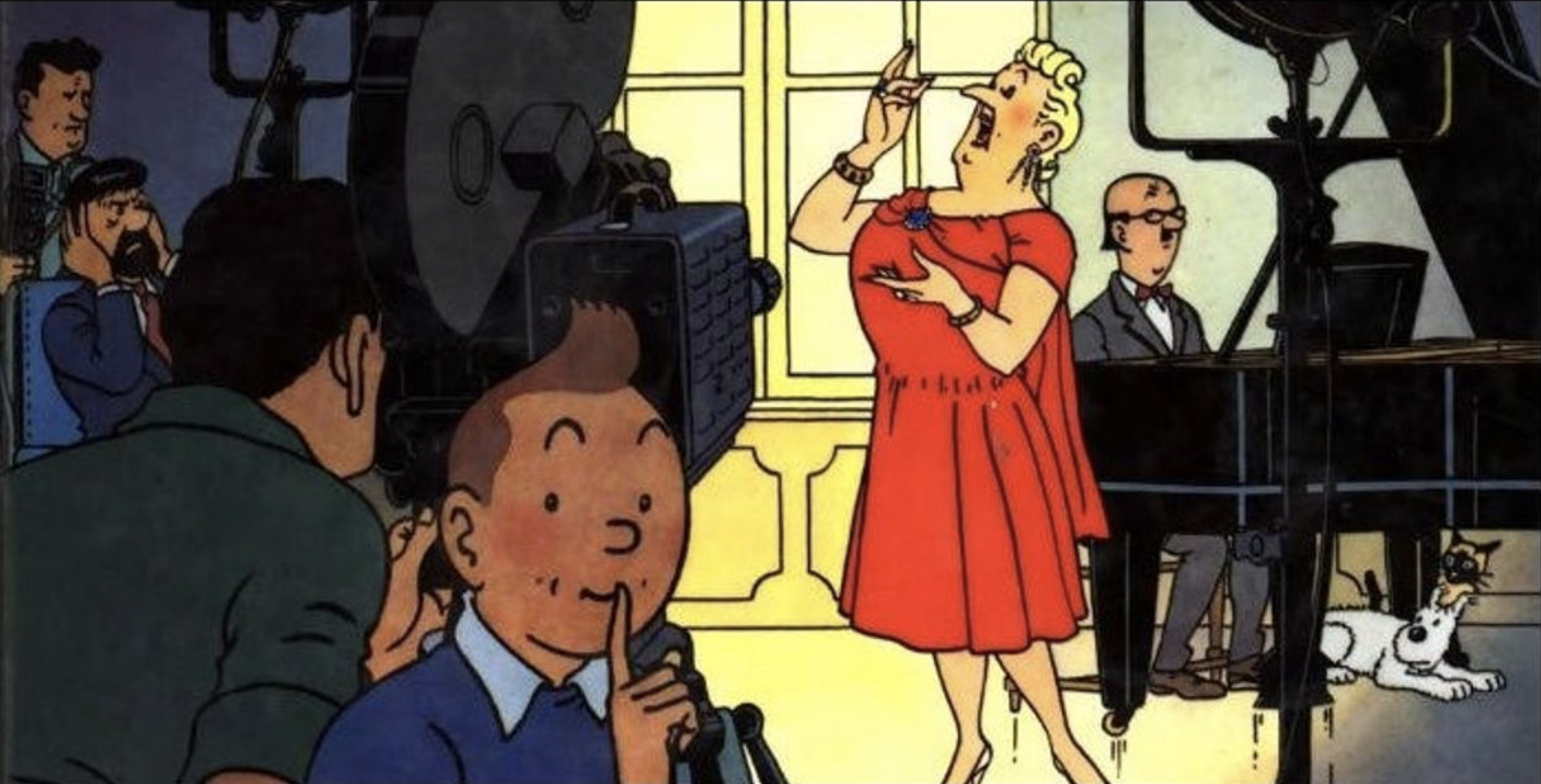 Tintin : un nouveau film est en préparation