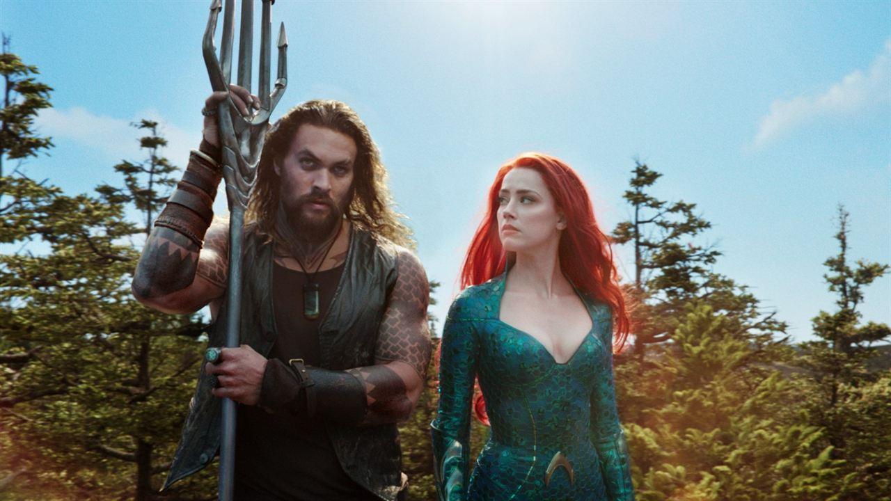Aquaman 2 : une pétition réclame le départ d'Amber Heard