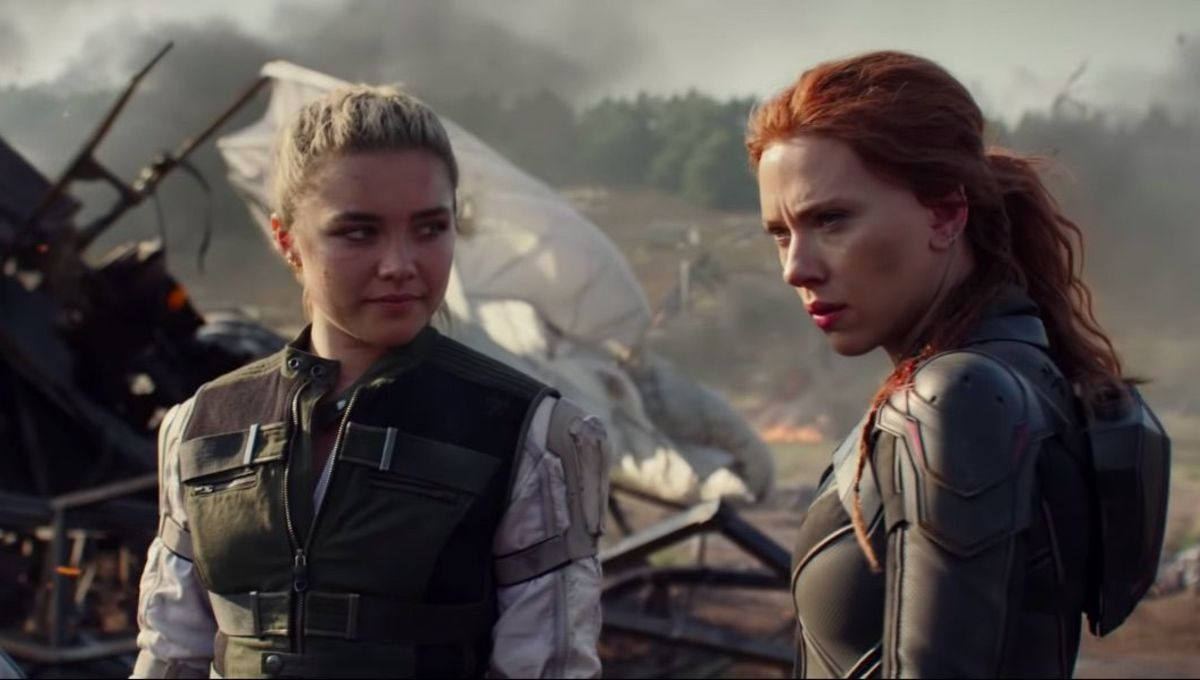 Black Widow : découvrez un lot de nouvelles images inédites