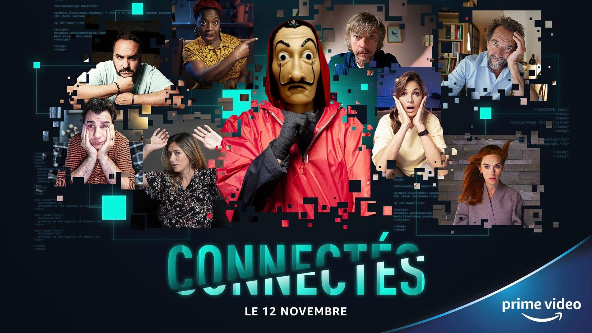 Connectés : un remake espagnol est en préparation avec des acteurs de la Casa de Papel - CinéSéries
