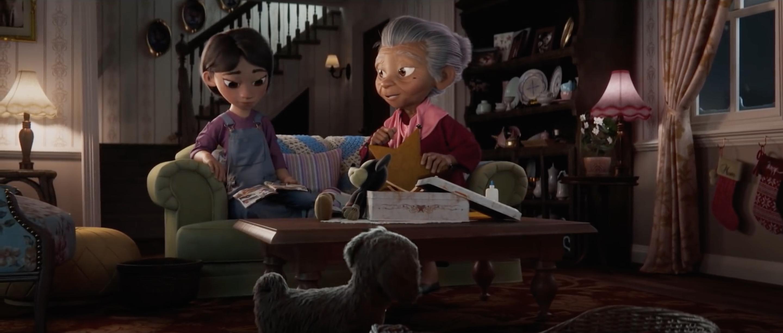 Disney dévoile un court-métrage de Noël bouleversant