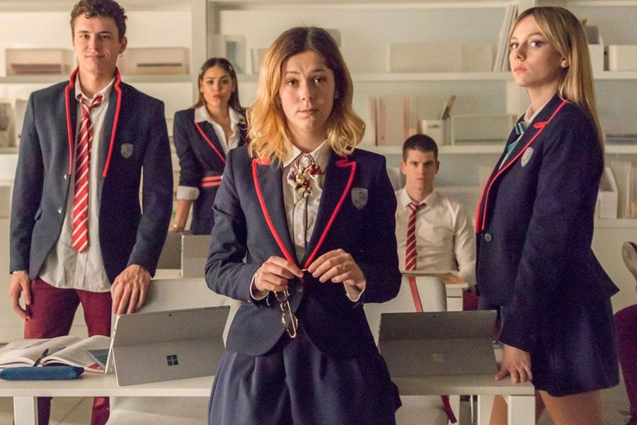 Élite : deux stars quitteront la série dans la saison 4