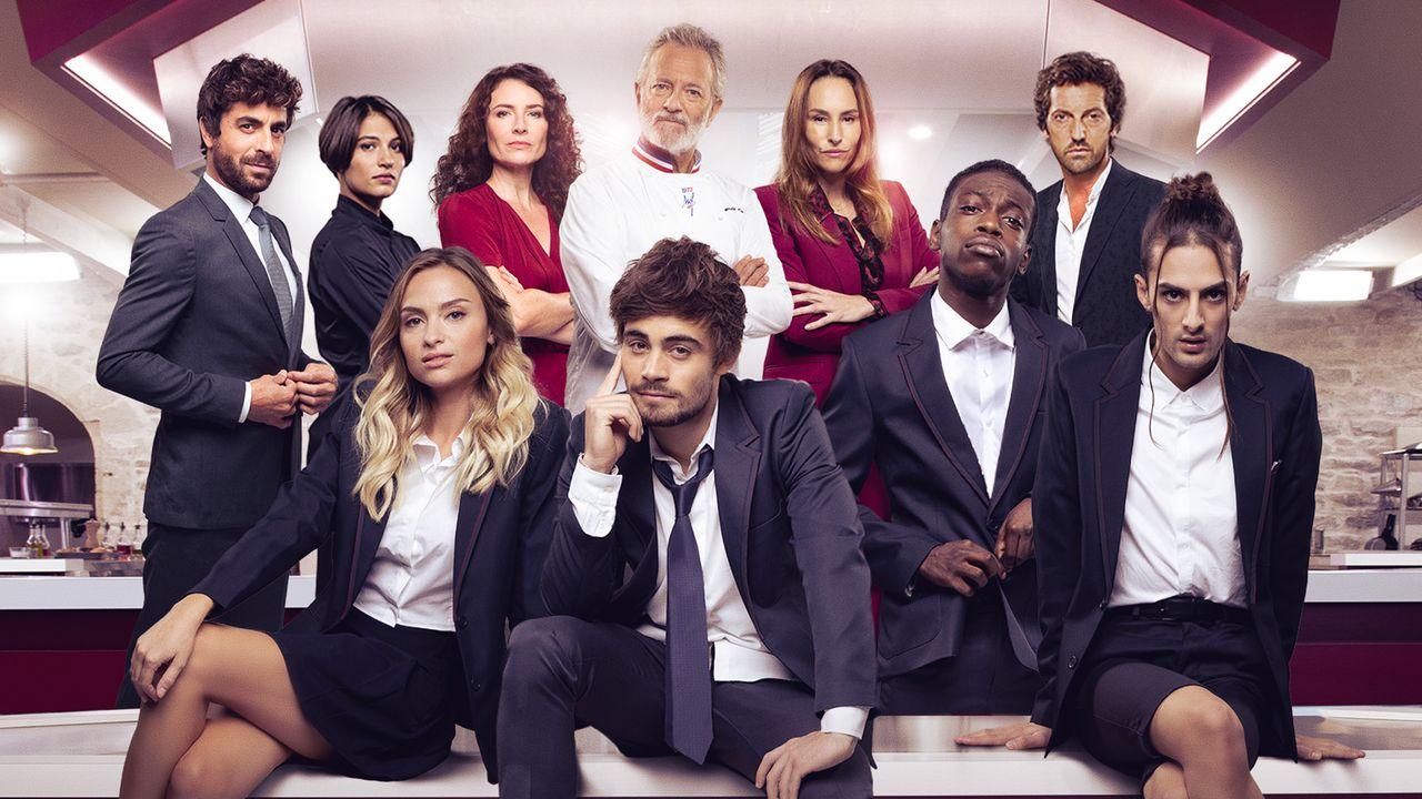 Le casting presque au complet de Ici tout commence (TF1)