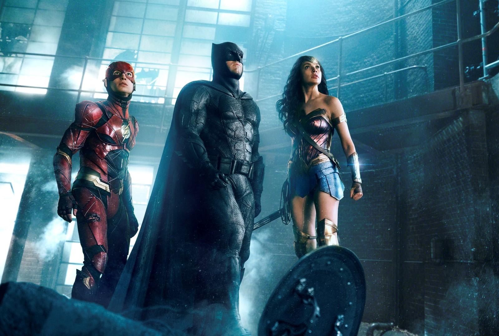 Justice League : la Snyder Cut s'offre un nouveau trailer en noir et blanc