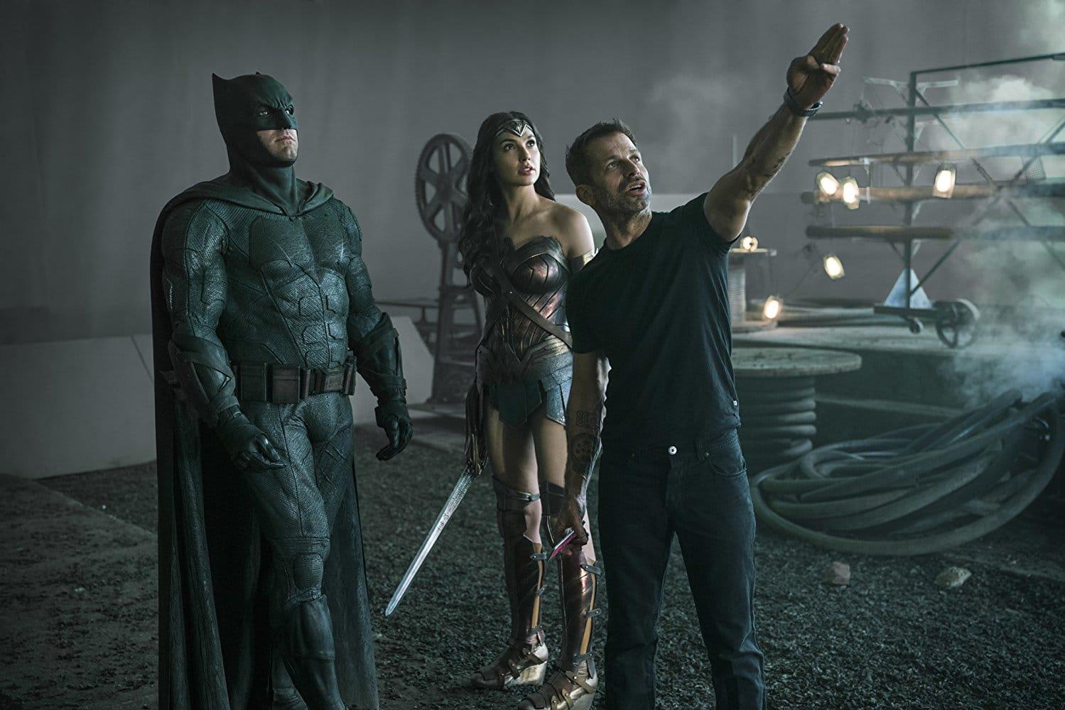 Justice League : le réalisateur veut une Snyder cut en noir et blanc (et une sortie au cinéma)