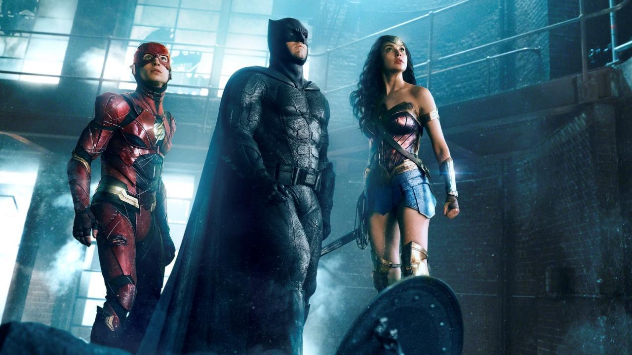 Justice League Snyder's cut : Wonder Woman se dévoile à travers de nouvelles images