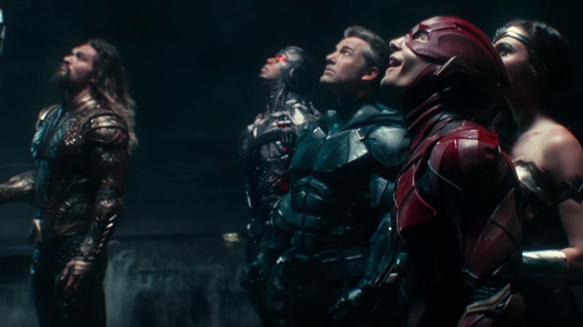 Justice League : Zack Snyder n'a filmé que 4 minutes supplémentaires pour sa Snyder's Cut