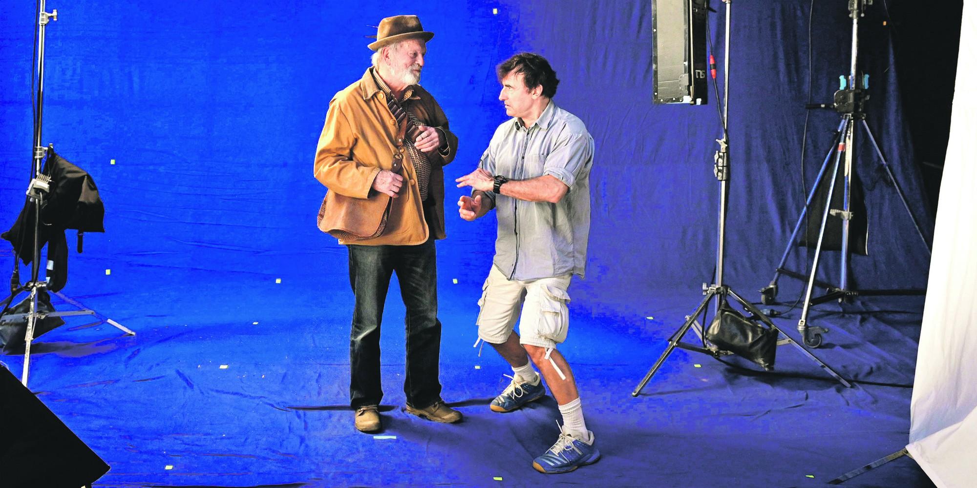 Le réalisateur Terry Gilliam fait une fois de plus ses hommages à Albert Dupontel