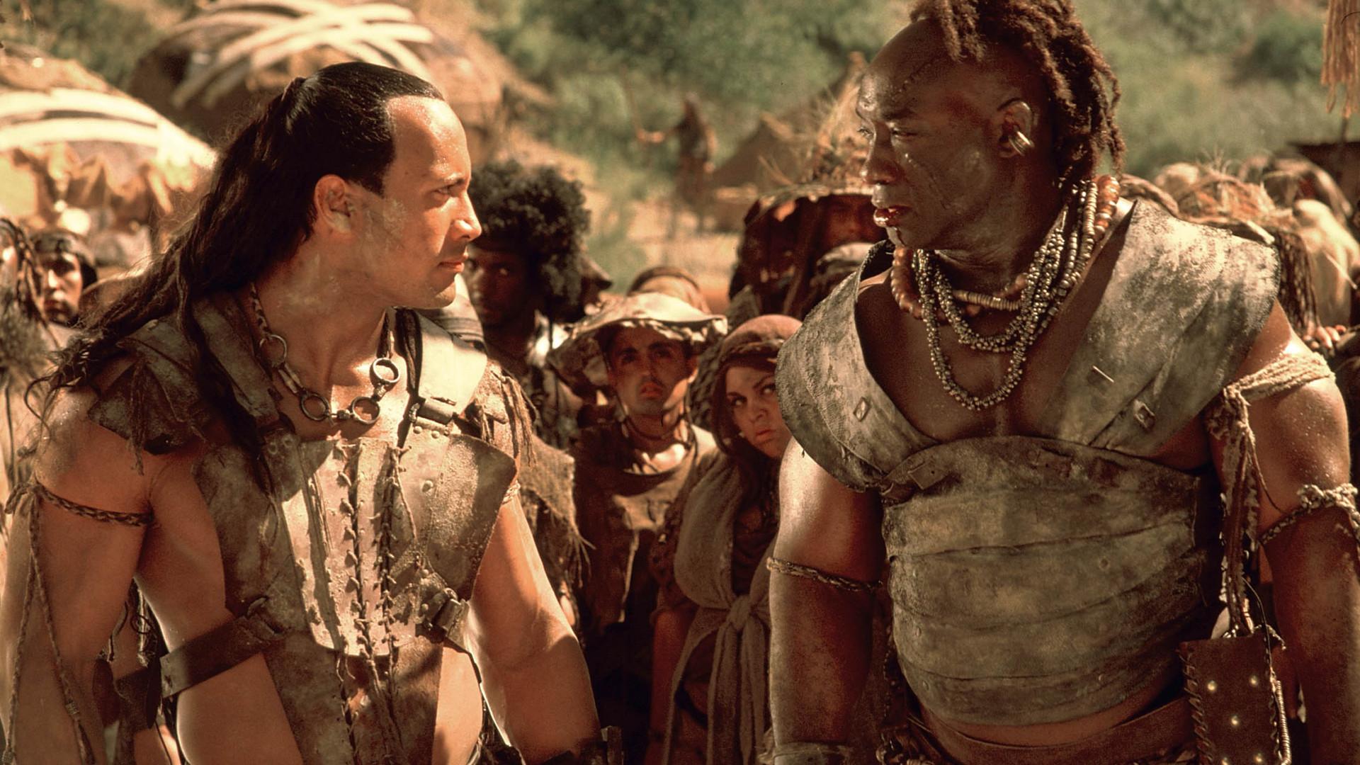 Le Roi Scorpion revient au cinéma... Avec un reboot
