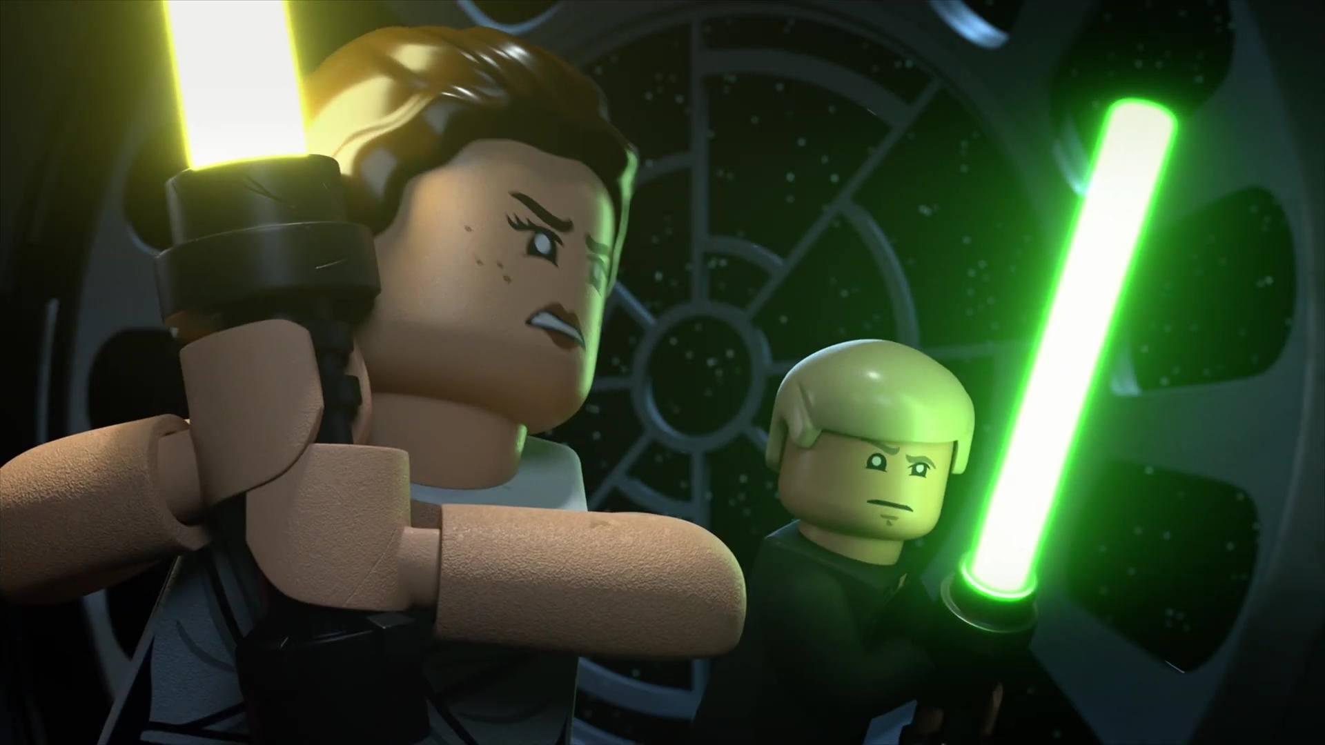 LEGO Star Wars - Joyeuses Fêtes : Quand Disney se moque de nous !