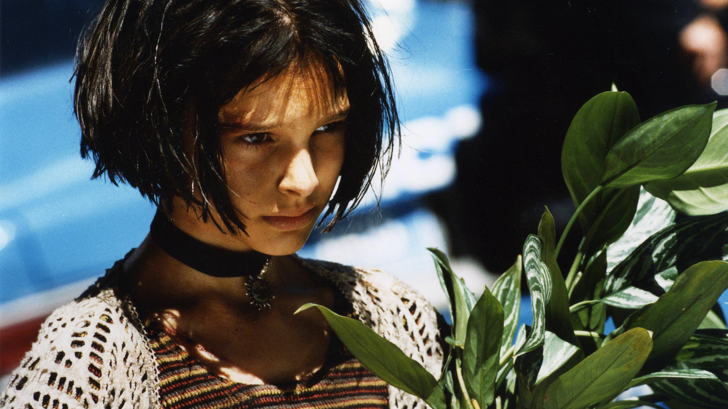Natalie Portman dans Léon