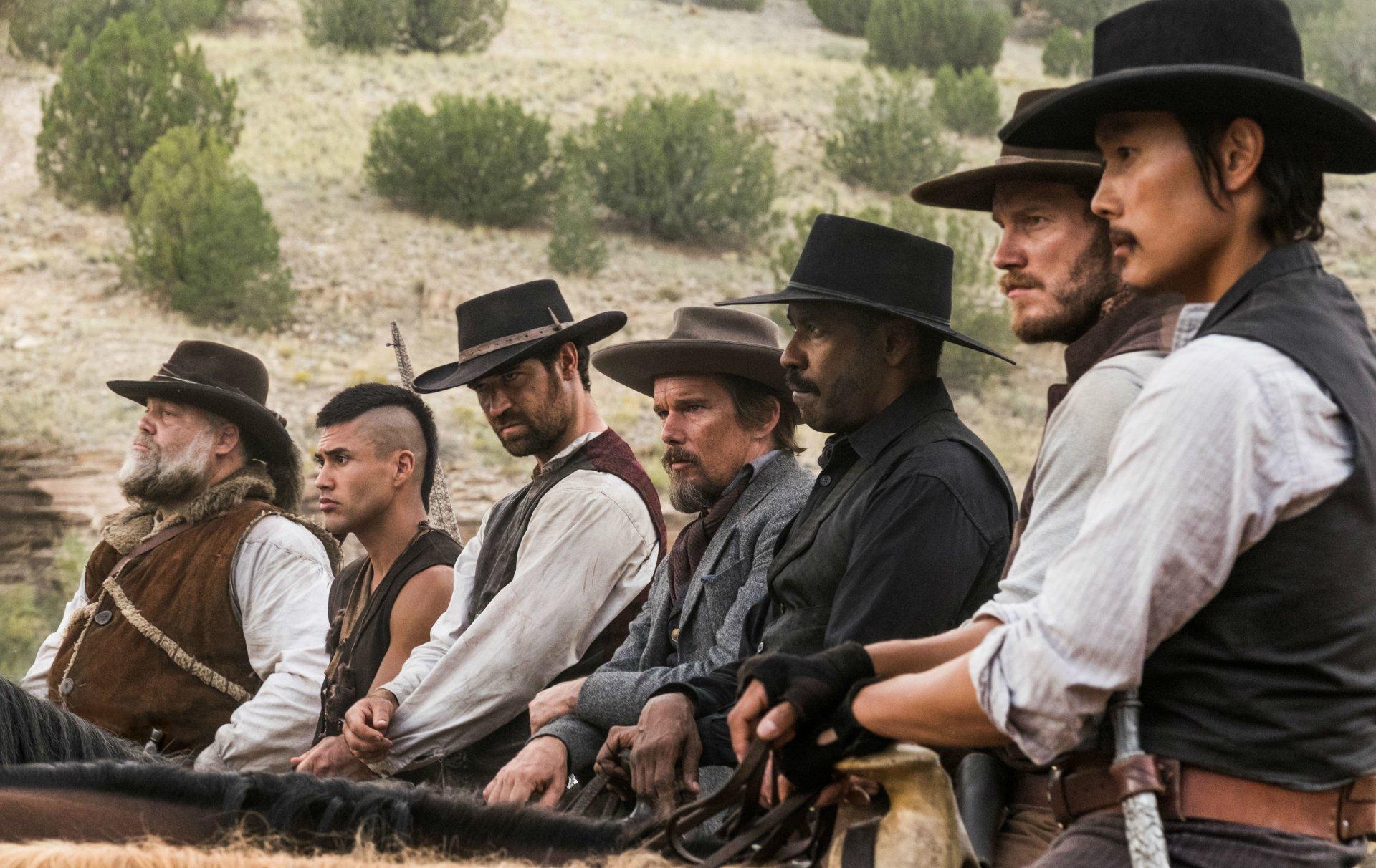 Les Sept Mercenaires : après le décès accidentel de James Horner en 2015, le réalisateur Antoine Fuqua a tenu à lui rendre hommage.