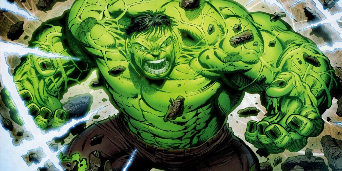 Marvel : pourquoi Bruce Banner devient tout vert quand il se transforme en Hulk ?