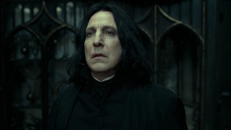 Claude Giraud était la voix de Severus Rogue