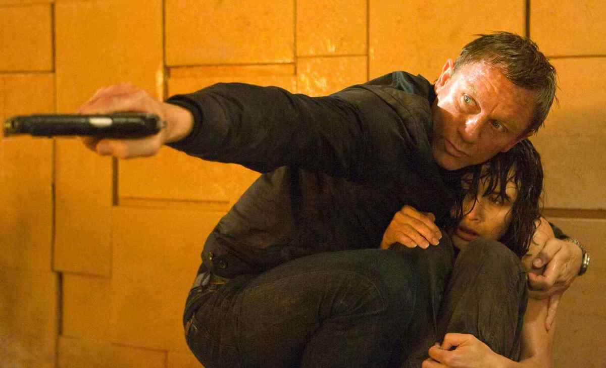 Quantum of Solace sur France 2 : ces blessures impressionnantes de Daniel Craig sur le tournage